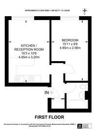Large floorplan for Church Road, Kingston, KT1
