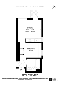 Large floorplan for Churchway, Camden, NW1
