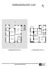 Large floorplan for Scotts Avenue, Shortlands, BR2