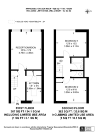 Large floorplan for Albany Street, Regent's Park, NW1