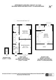 Large floorplan for Dordrecht Road, Acton, W3