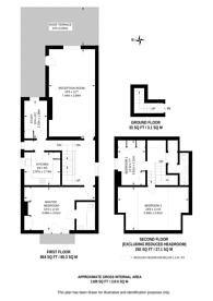 Large floorplan for Ashburton Road, East Croydon, CR0