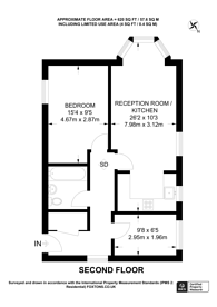 Large floorplan for Brent View Road, Hendon, NW9