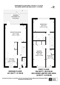 Large floorplan for Pelter Street, Shoreditch, E2