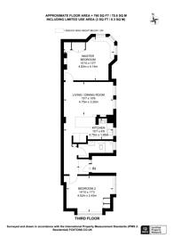 Large floorplan for Belsize Park, Belsize Park, NW3