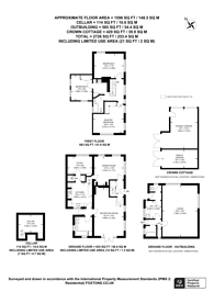 Large floorplan for Perry Hill, Guildford, Guildford, GU3