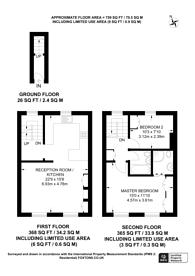 Large floorplan for Norfolk Place, Hyde Park Estate, W2