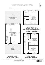 Large floorplan for Cardale Street, Isle Of Dogs, E14