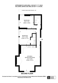 Large floorplan for Rodway Road, Bromley, BR1