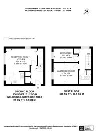 Large floorplan for Rusholme Grove, Gipsy Hill, SE19