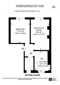 Large floorplan for Ainger Road, Primrose Hill, NW3