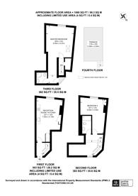 Large floorplan for Shore Road, Victoria Park, E9