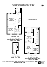 Large floorplan for Euston Street, Euston, NW1