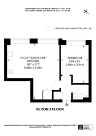 Large floorplan for Commercial Street, Shoreditch, E1