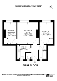 Large floorplan for Amhurst Road, Hackney, E8