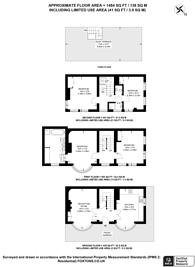 Large floorplan for Hillgate Place, Hillgate Village, W8
