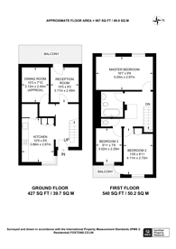 Large floorplan for Commercial Road, Limehouse, E1