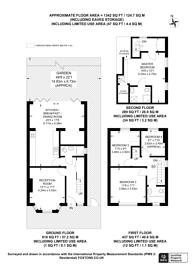 Large floorplan for Mount Pleasant Road, New Malden, KT3