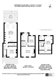 Large floorplan for Dane Road, Wimbledon, SW19