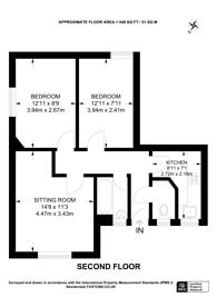 Large floorplan for Provost Estate, Old Street, N1