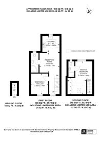 Large floorplan for High Street, Hampton Wick, KT1
