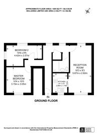 Large floorplan for Epsom Road, Croydon, CR0