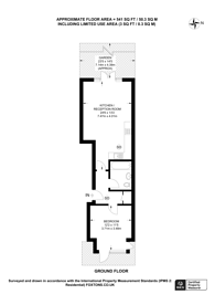 Large floorplan for St. James Road, CR0, Croydon, CR0