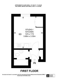 Large floorplan for Gloucester Road, South Kensington, SW5