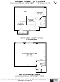 Large floorplan for Dolland Street, Kennington, SE11