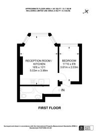 Large floorplan for Riggindale Road, Streatham, SW16