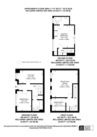 Large floorplan for Carly Mews, Shoreditch, E2