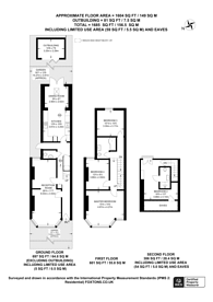 Large floorplan for Pembroke Road, Muswell Hill, N10