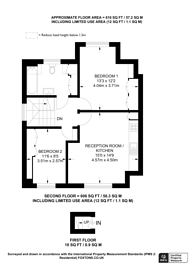 Large floorplan for Connaught Road, Harlesden, NW10
