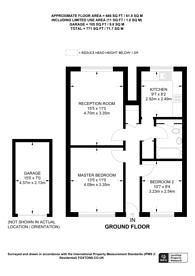 Large floorplan for Poplar Grove, New Malden, KT3