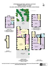 Large floorplan for Patshull Road, Kentish Town, NW5