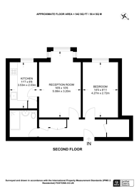 Large floorplan for Hassendean Road, Blackheath, SE3