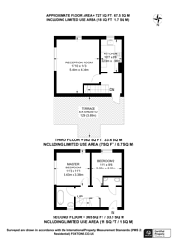 Large floorplan for Greenford Avenue, Hanwell, W7