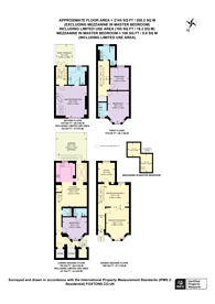 Large floorplan for Cremorne Road, Lots Road, SW10