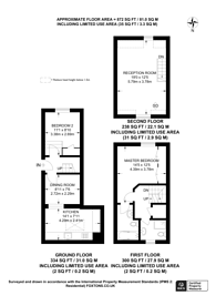 Large floorplan for Greencoat Place, Victoria, SW1P