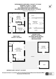 Large floorplan for Newling Close, Beckton, E6