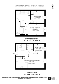 Large floorplan for Axio Way, Bow, E3