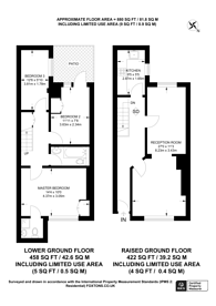 Large floorplan for Westbourne Grove Terrace, Westbourne Grove, W2