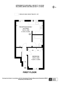 Large floorplan for Powis Square, Notting Hill, W11