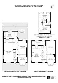 Large floorplan for West Barnes Lane, Motspur Park, KT3
