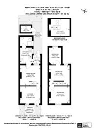 Large floorplan for Cromwell Road, Alperton, HA0