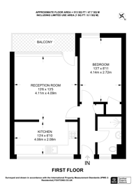 Large floorplan for Royal College Street, Camden, NW1
