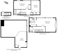 Large floorplan for Rutland Mews East, Knightsbridge, SW7