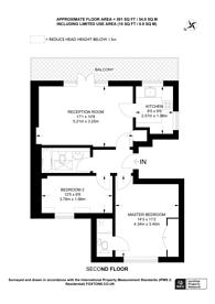 Large floorplan for Lots Road, Lots Road, SW10