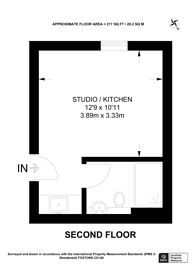 Large floorplan for Battersea Park Road, Battersea Park, SW11