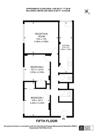 Large floorplan for Ingestre Road, Dartmouth Park, NW5